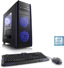 CSL Gaming PC | Core i7-7700 | GTX 1060 | 16 GB DDR4 RAM | SSD »Speed T7567 Gamescom Edition«
