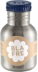 Blafre - RVS Stalen Drinkfles 300 ml Donkerblauw