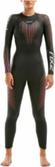 2XU P:1 Propel Wetsuit Zwart/Sunset Ombre Wetsuit - Dames | Swim Chicky & Swim Hunky