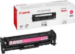 Canon 718 - Tonercartridge / Magenta