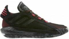 Zwarte Basketbalschoenen adidas