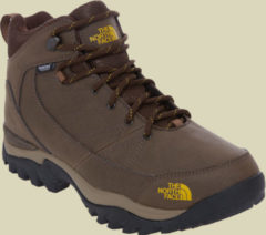 The North Face Storm Strike WP Men Herren Winterschuhe Größe UK 9,5 slate grey-leopard yellow