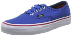Vans U Authentic Sneakers, Unisex, Blu (Princess Blue/Mars Red), 45