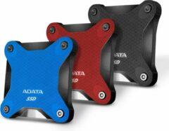 ADATA SD600Q 240GB BLACK EXTERNAL SSD,3 YEARS WARRANTY Zwart