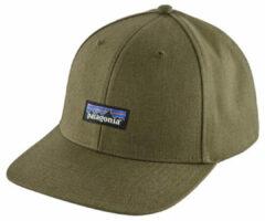 Patagonia - Tin Shed Hat - Pet maat One Size, olijfgroen/grijs