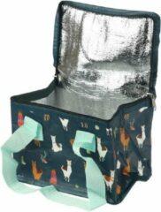 Merkloos / Sans marque Kleine koeltas alpaca/lama print voor 6/sixpack blikjes - Koelboxen/koeltassen - Lunchtrommel