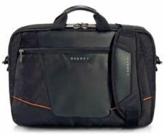 "Zwarte Everki Flight Laptop Briefcase 16"" Black"