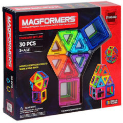 Magformers Standard Set - 30 Pieces