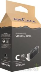 Wecare Cartridge Canon Cli-571 Xl Fotozwart