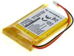 Goudkleurige OTB Accu 3,7V / 1250mAh voor Sennheiser headset DW 800 en TomTom One V1