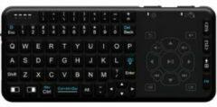 Rii i15 toetsenbord RF-draadloos + Bluetooth Zwart