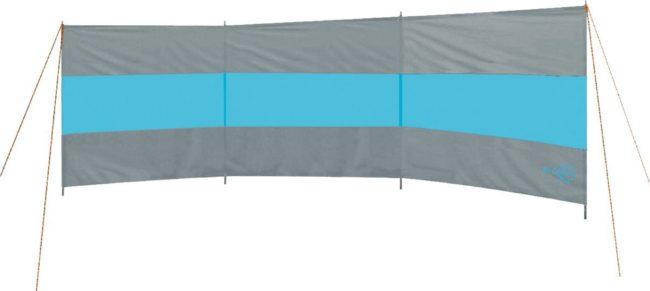 Afbeelding van Blauwe Bo Camp Bo-Camp - Windscherm - Popular - 3-Vaks - 5x1,4 Meter
