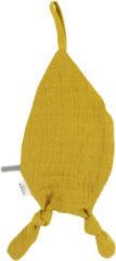 Gele Les Reves d' Anais Les Rêves d'Anais speendoekje Bliss Mustard