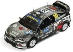 Ford Focus RS WRC 08 #10 Rally Finland 2009 - 1:43 - IXO Models