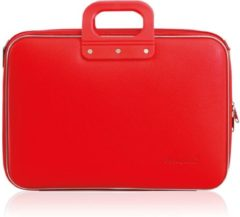 "Bombata Classic Business 15 inch Laptoptas - 15,6"" / Rood"