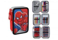 CERDA Astuccio a 3 zip Giotto Spider-Man