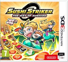 Sushi Striker way of the sushido (Nintendo 3DS)