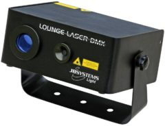 JB Systems JB-Systems Lounge Laser - Laser effect - 40mW groen + 150mW rood