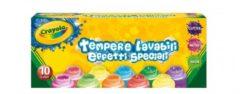 Tempere Lavabili Effetti speciali Crayola