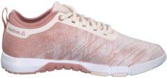 Rosa Trainingsschuhe Speed Her TR mit Vorderfußrillen CN0993 Reebok Pale Pink/Chalk Pink/White/Silver