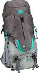 Abbey Trekking Backpack - 60 liter - Grijs