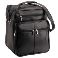 Travel Bags Flugumhänger II 34 cm D&N schwarz