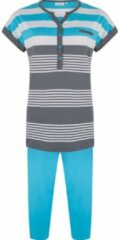 Blauwe Pastunette pyjama 44