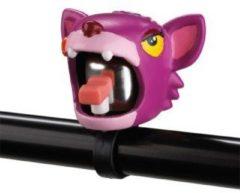 Crazy Safety Dieren Fietsbel Cheshire Kat