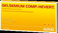 GELSEMIUM COMP.Hevert Ampullen 50X2 ml
