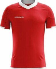 Jartazi Sportshirt Roma Junior Polyester Rood Maat 140