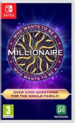 Mindscape Who Wants to Be a Millionaire - Switch