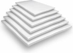 Witte Sleep Comfort Topdekmatras - Ergonomisch & drukverlagend - 160x200