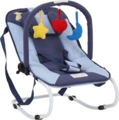 Merkloos / Sans marque Wipstoeltje, schaapmotief, wipper, kinderstoeltje, babyschommelstoeltje