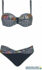Sunflair Romantic Miniatures Bikini Zwart 42 C