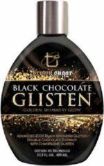 BROWN SUGAR BLACK CHOCOLATE GLISTEN Zonnebankcreme 200X SHIMMER BRONZERS - 400 ml