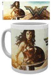 DC Comics Wonder Woman - Sword beker multicolours