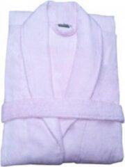 Ettitude - Bamboe badjas roze - XL