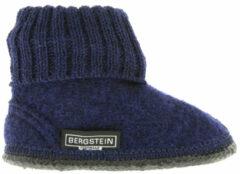 Donkerblauwe Bergstein cozy