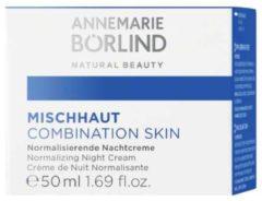 Annemarie Börlind Mischhaut Mischhaut Nachtcreme Gesichtscreme 50.0 ml