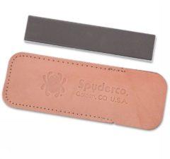 Spyderco Pocket Stone Medium Slijpsteen Bruin