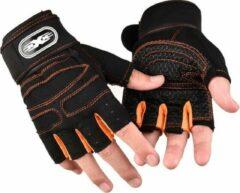 Topco Sporthandschoenen - Oranje L