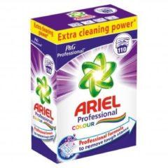 Ariel Colour (110) Was 7.15kg (groot) - Waspoeder kleur - Voordeelverpakking - Ariel Waspoeder