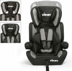 Merkloos / Sans marque Sens Design Autostoeltje - Kinderstoel - Zwart/Grijs