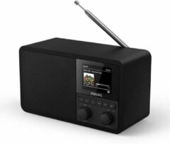Philips TAPR802/12 DAB+ Internetradio Zwart