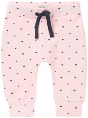 Roze Noppies G Pant jrsy comfort Neenah - Light rose - Maat 68