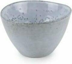 Salt&pepper S&P ARTISAN kom 10,5 cm. Blauw. Per set van 4
