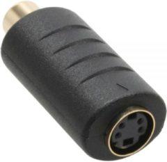 Zwarte Kabeldirect InLine 99404