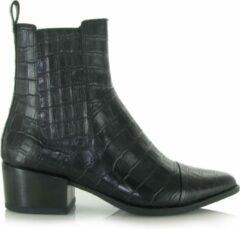 Zwarte Boots en enkellaarsjes MARJA 4013-408 by Vagabond Shoemakers