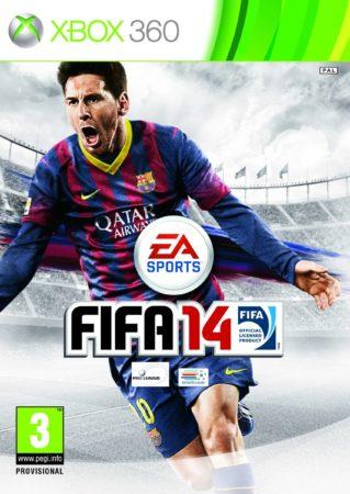 Afbeelding van Electronic Arts FIFA 14 XBOX360 HF PG FRONTLINE