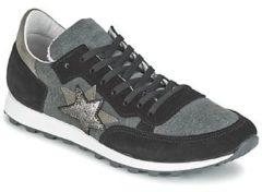 Grijze Lage Sneakers Yurban FILLIO